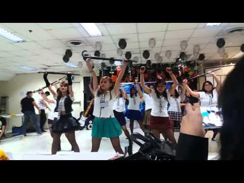 """CHINABANK - Cmg christmas party 2015 """"Rock and Roll"""" (TEAMang 6th flr.)"""