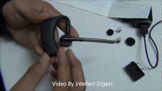 Plantronics Voyager Legend Bluetooth Headset Detailed Review