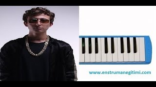 Melodika Eğitimi - Burry Soprano - Mary Jane Melodika Cover Video