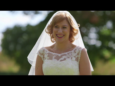 Rowallan Castle wedding video - Susan & Alec
