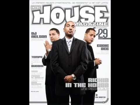SUPREMO FT DOS HERMANOS & HYDE - IN THE HOUSE MAGAZINE VOL  29