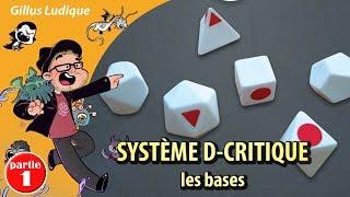 #jdr SYSTÈME D-CRITIQUE - base