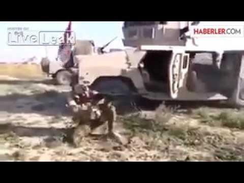 keskin nişancı askeri böyle vurdu