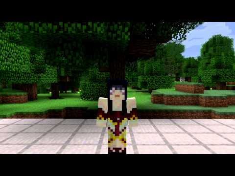 Ahri Minecraft Skin Spotlight