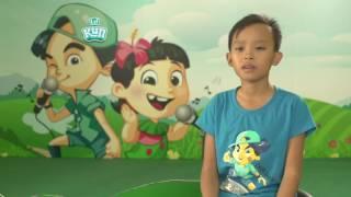 vietnam idol kids - than tuong am nhac nhi 2016 - vong studio - top 7 nam - ho van cuong