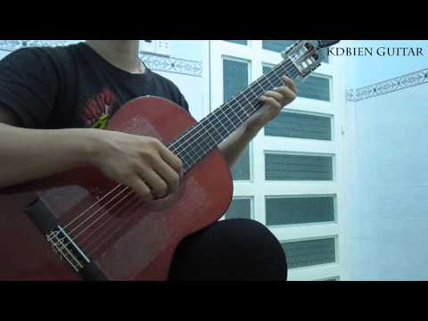 Guitar Classic - Bài 1 Phương Pháp Tập Kỹ Thuật Tremolo Trong Guitar Classic