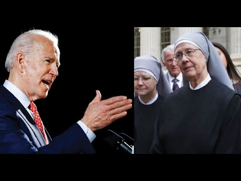 Trump, Biden and the Little Sisters of the Poor