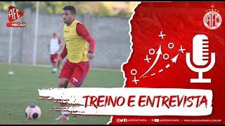 TREINO E ENTREVISTA | MICHAEL | 04/08/2020