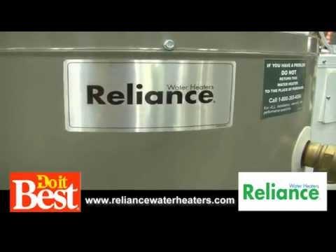 reliance water heaters Amtrol Water Heaters