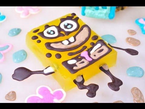 เยลลี่สับปะรด Spongebob Jelly - Pineapple Jelly