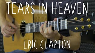 Eric Clapton - Tears In Heaven - Fingerstyle Guitar Cover by James Bartholomew