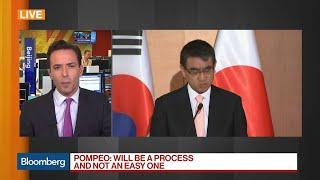 Pompeo Arrives in Seoul to Brief Allies on Trump-Kim Summit