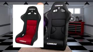 introduction to the corbeau fx1 racing seat