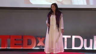 Psychologism | Lina Almarestani | TEDxRITDubai