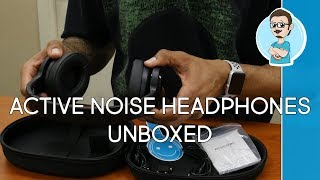 Mixcder E9 Active Noise Cancelling Wireless Headphone Unboxing!