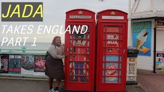 Behind The Scenes | Jada's Trip To England | Our Point of View
