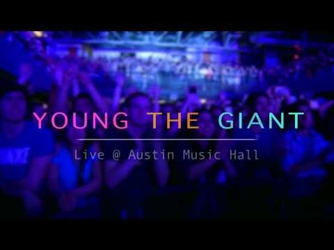 Young The Giant - It's About Time (live)