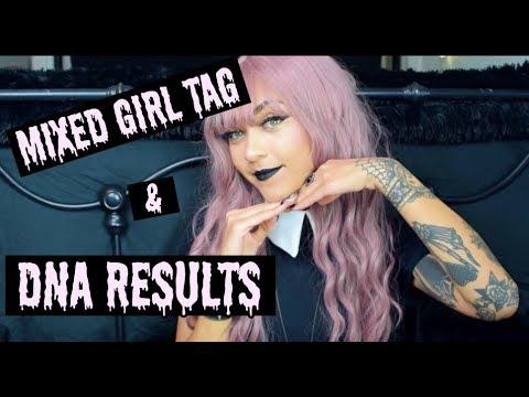 Mixed Girl Tag & DNA Results!