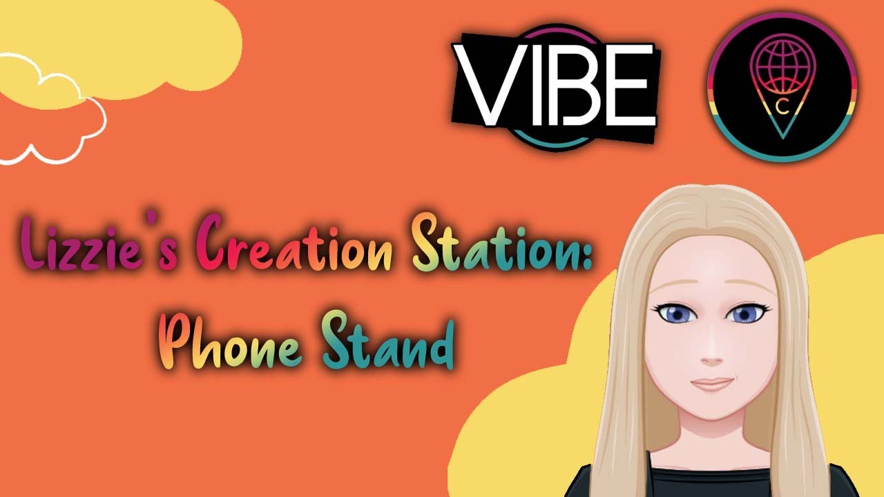 Lizzie's Creation Station: How to Make a Phone Stand