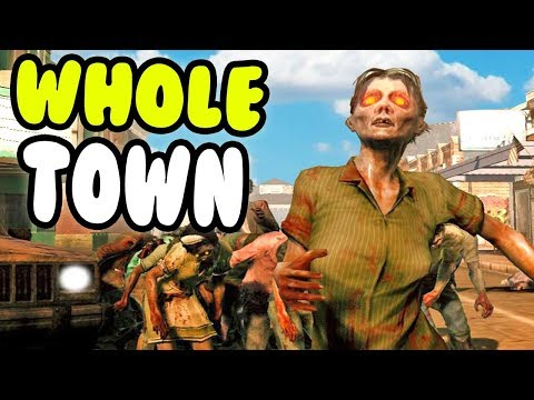 TAKING OVER A WHOLE TOWN! (State Of Decay 2)