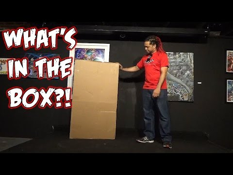Mailbox Unboxing #4 (LIVE FROM MELTDOWN COMICS)