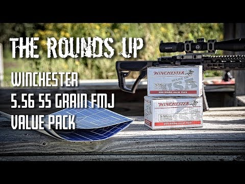 the-rounds-up---winchester-200-round-value-pack-5.56-55-grain-fmj