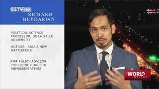 Prof. Richard Heydarian & Ye Heilin on Duterte's Pivot to China - CCTV