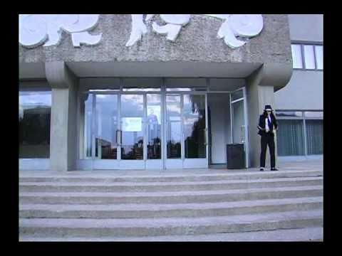 Флешмоб в Александрии в честь Майкла Джексона. часть 2