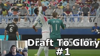 Chemistry doesn't matter!! draft to glory #1 - fifa 16 ultimate team