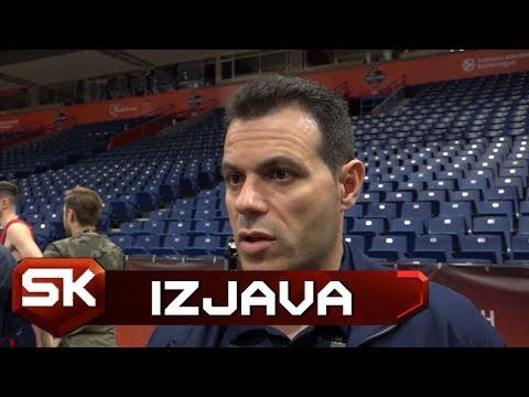 Dimitris Itudis: Najgore Odigrano Polufinale do Sada   SPORT KLUB Final Four