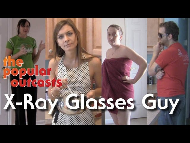 X Ray Glasses Guy YouTube