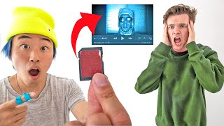 We Looked at the SD Card!