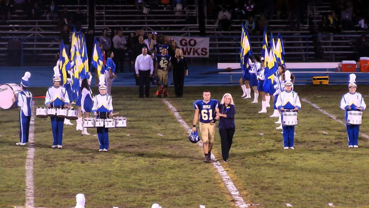 independence high school marching band - homecoming: pre-game