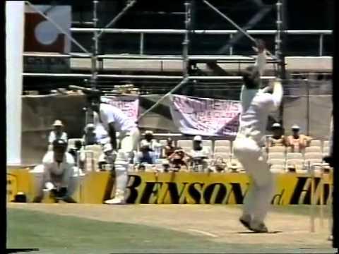 Kris Srikkanth 116 vs Australia 3rd test SCG 1985/86