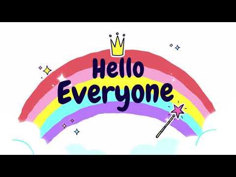 Hello Everyone  - Easy Kids Songs