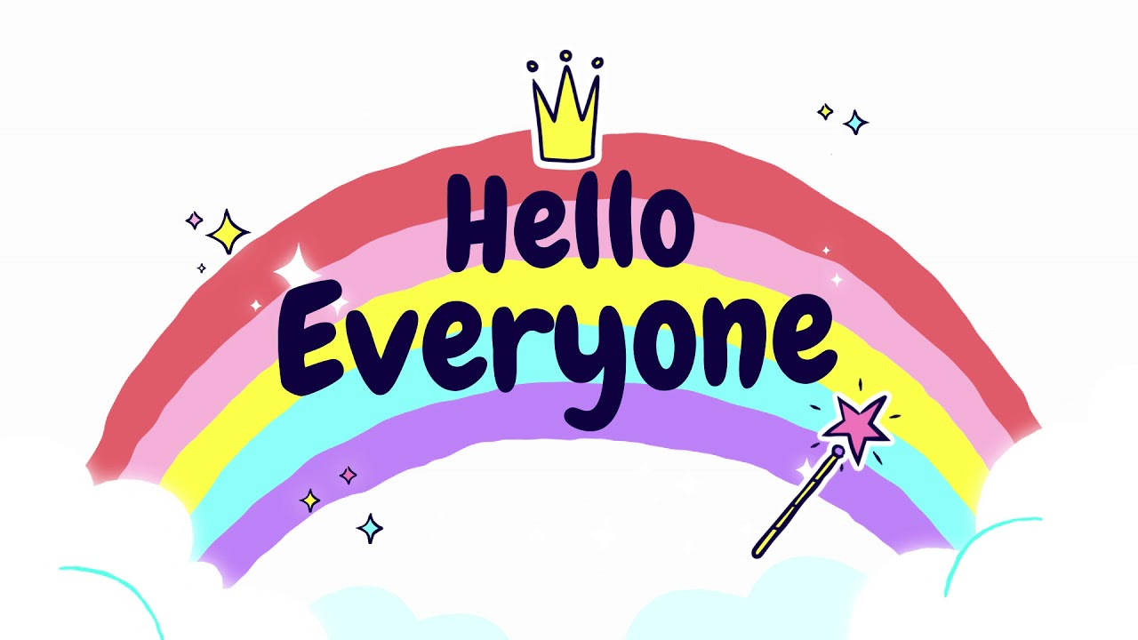 Hello Everyone - Easy Kids Songs - YouTube