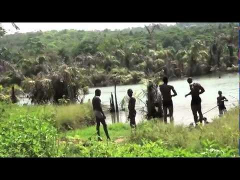 Centuries old Stream Milieu in Africa!