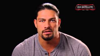 Roman Reigns weighs in on what transpired at WWE Hell in a Cell: Raw, October 27, 2014