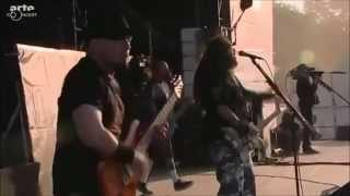 Soulfly Back To The Primitive (Live @ Hellfest 2014)