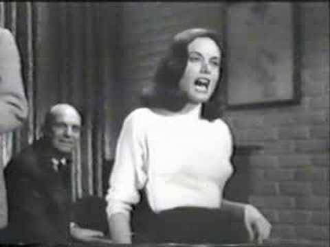 I Feel Like Saying A Beatnik Poem 1950's B Movie Style