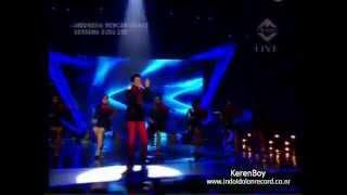 Josua Pangaribuan - Set Fire To The Rain (Final 27)