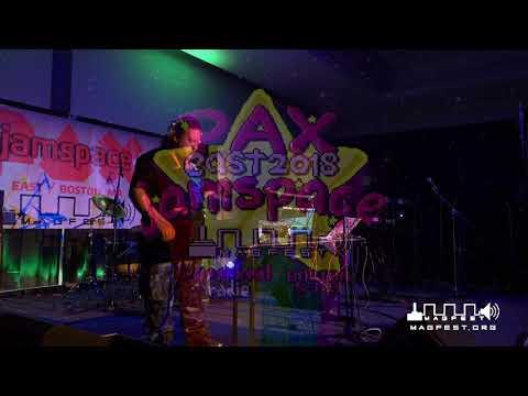 Bluestreak @ PAX East 2018 Jamspace