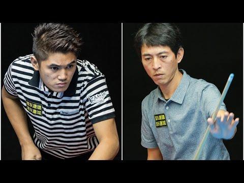 2016 China Open 世界9球中國公開賽│Jeffrey Ignacio vs C.S. Yang 楊清順