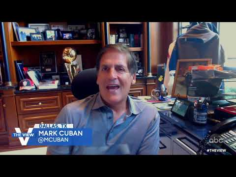 Mark Cuban Reacts to Trump and Biden Town Halls | The View