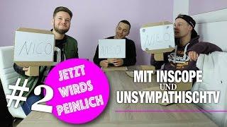 JETZT WIRD'S PEINLICH #2 | BARID