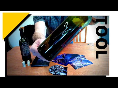 Tool Fear Inoculum Unboxing and Autographed Wine Bottles