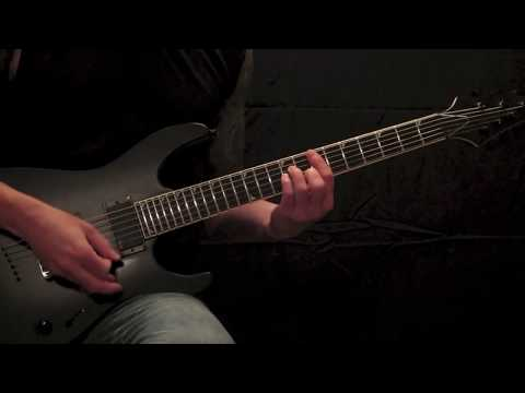 Volbeat - Still Counting - Guitar Lesson (Part 1 of 2)