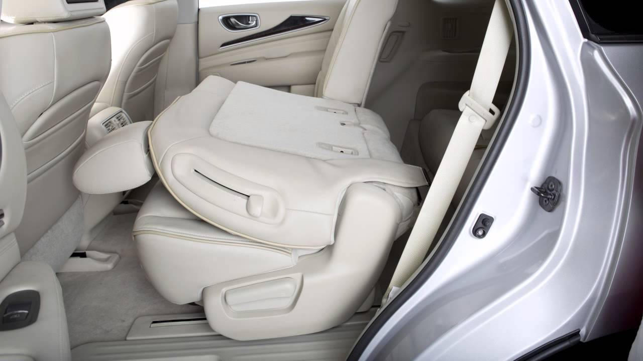 2015 Infiniti QX60  Seat Adjustments  YouTube