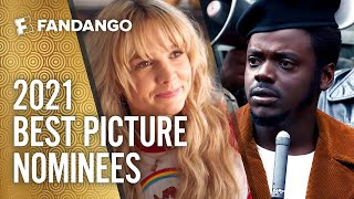 2021 Oscars Best Picture Nominee Trailers | Movieclips Trailers