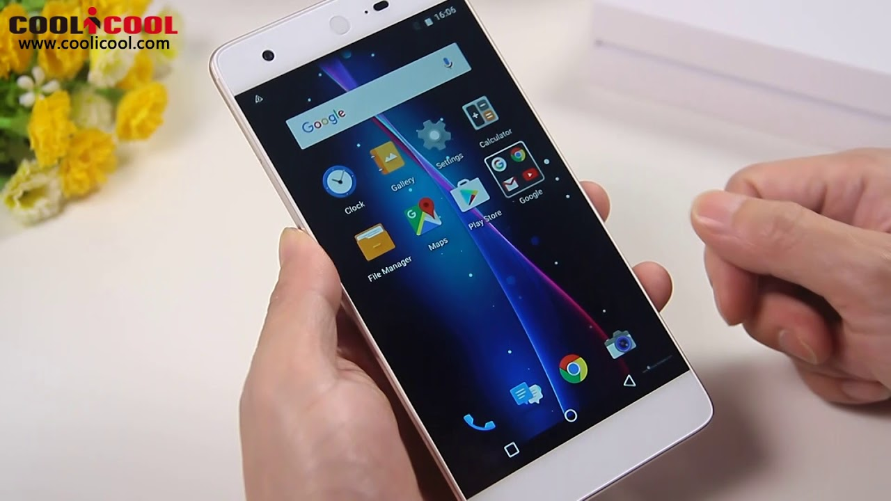 SHARP Z2 Smartphone Unboxing & Hands_On Video